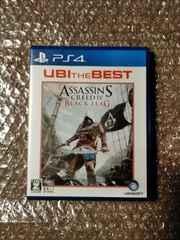 PS4ソフト『アサシンクリード4 ブラックフラッグ best版』