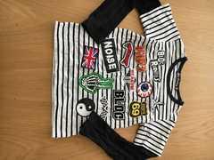 216★ブロックTシャツ