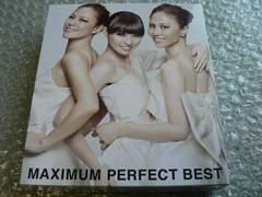 MAX『MAXIMUM PERFECT BEST』初回限定盤【3CD+DVD】ベスト