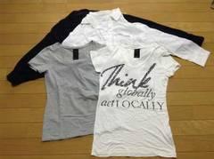 LE SOUK(ルスーク)カーデ+ブラウス+Tシャツ2枚セット