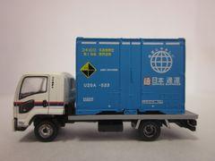 ザ・トラックコレクション第11弾 日本通運コンテナ車