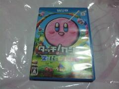 【Wii U】タッチカービィ スーパーレインボー