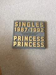 《中古CD》PRINCESS PRINCESS/SINGLES1987-1992