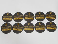 非売品 ルイヴィトンカップ2000 コースター ☆黒 10枚セット