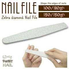 新品卸価格035高品質100/180ダイヤモンドネイルファイルセット