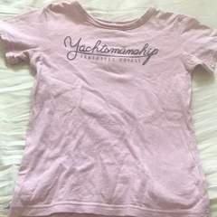 ピンクTシャツ??