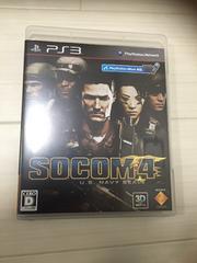 PS3 SOCOM4 u.s NAVY SEALS
