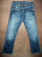 J&COMPANY 色落ち抜群 刺繍ブーツカットジーンズ 29