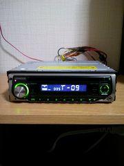 KENWOOD ケンウッド CDデッキ RDT-131 フロントAUX完備