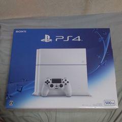 PS4 1200 本体 500GB ホワイト