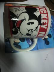 ミッキーマウス&ミニーマウス マグカップ 新品 未使用