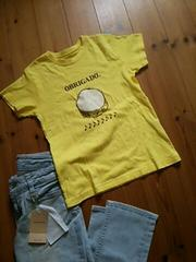 フェリシモ*プリントTシャツ*M