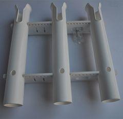 新品 ロッドホルダー 3連   ネジ6個付き