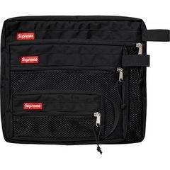 黒 16F/W Supreme Mesh Organizer Bags 3セット メッシュ 小物入