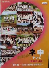 中古DVD 神テレビSP  番外編 SKE48学院 修学旅行