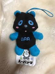 AAA☆ブラックえ〜パンダ☆青☆與真司郎