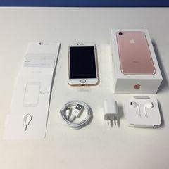 Apple SoftBank iPhone 7 32GB ローズゴールド