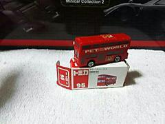 タイトー 赤箱 ロンドンバス ペットワールド