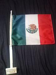 メキシコ、カ—フラッグ