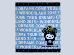 ☆【DREAMS COME TRUE】ドリカム×ハローキティ ハンドタオル(1)