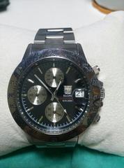 エルジン 腕時計 クロノタイム似 電池切れ