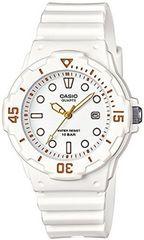 [カシオ]CASIO 腕時計 スタンダード 防水 白 国内メーカー保証付