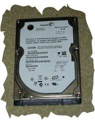 ◆Seagate◆2.5インチHDD SATA 60GB NO.H3