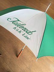 ゴルフラウンド長傘