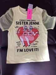 新品SISTER JENNI140センチTシャツ