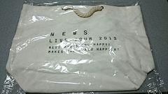 バッグ■NEWS LIVE TOUR 2013■増田小山加藤手越■未使用