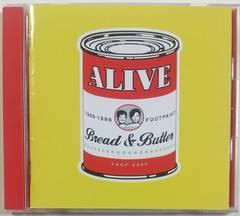(CD)ブレッド&バター/ブレッドアンドバター☆ALIVE1969-1996★筒美京平♪