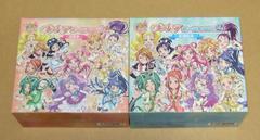 プリキュア 5th ANNIVERSARY ボーカルBOX 全2巻
