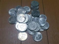 外貨 コイン 硬貨 LIBERTY 1ドル Washington Quarter Dollar