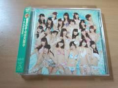 NMB48 CD「世界の中心は大阪や〜なんば自治区〜」劇場盤●