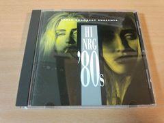 CD「スーパー・ユーロビート・プレゼンツ ハイエナジー'80s」●