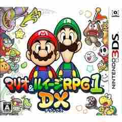 3DS》マリオ&ルイージRPG1 DX [174000797]