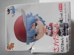 銀魂ちびきゅんキャラ銀魂vol.1さかたくんフィギュア新品