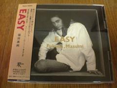 福田眞純CD「EASYイージー」廃盤★