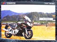 PRESTO 逆車 FJR1300A カタログ 2013年 美品!