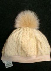 新品タグ付きカシラ CA4lA ウール帽