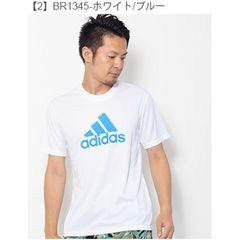 送料無料!アディダス トレーニング TシャツDJF46-BR1345 SIZE:M