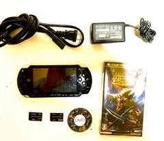 すぐ遊べる!PSP+モンハン+MS2枚付セット