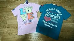 新品☆town&country女の子150サーファーTシャツ二枚set