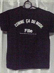 新品未使用COMME CA ISM のTシャツ