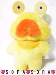 超キュート【ヒモ付カネゴン】ぬいぐるみ