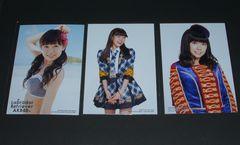 AKB48 通常盤CD封入写真 3枚セット 渡辺美優紀