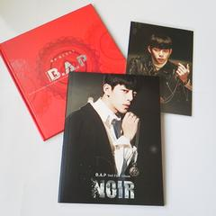 B.A.PNo Mercy-CD2点&特典DVDヨングク/ヒムチャン/デヒョン/ヨンジェ/ゼロ