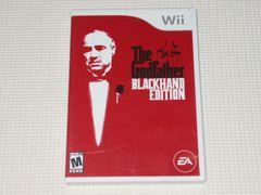 Wii★THE GODFATHER BLACKHAND EDITION 海外版