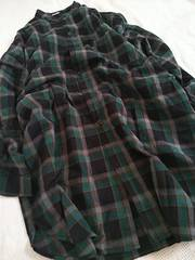 kutir/BIGシャツワンピース/美品