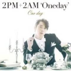 即決 2PM + 2AM Oneday 初回限定盤 G チャンソン盤 新品